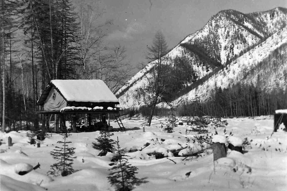 Устье реки Лучи  skitour.club  Блог Сергея Чеботова