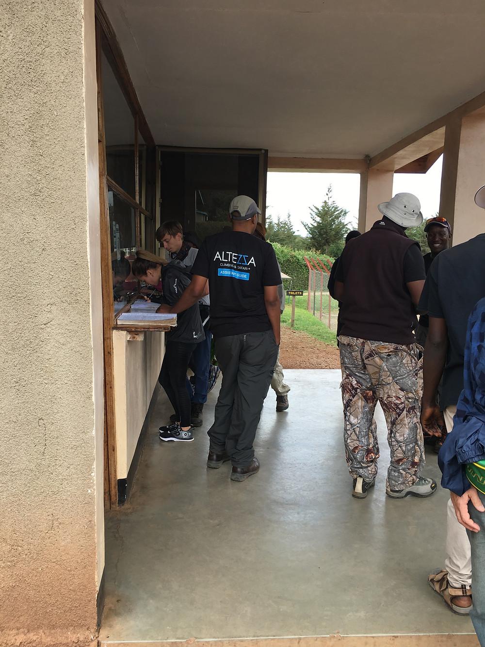 Londorosi camp — восхождение на Килиманджаро