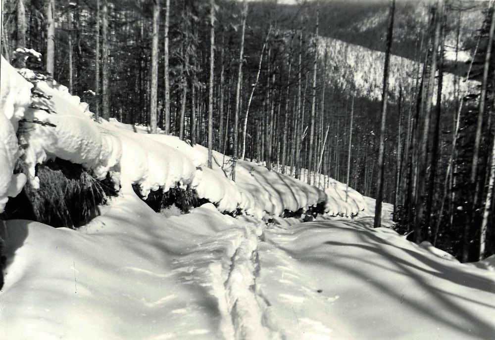 Зимник к поселку Иггу| skitour.club| Блог Сергея Чеботова