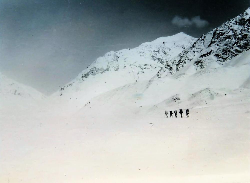 перевал Ниткан| skitour.club| Блог Сергея Чеботова