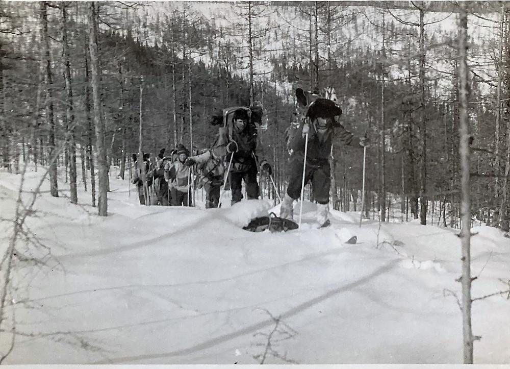 Харгинский перевал| skitour.club| Блог Сергея Чеботова
