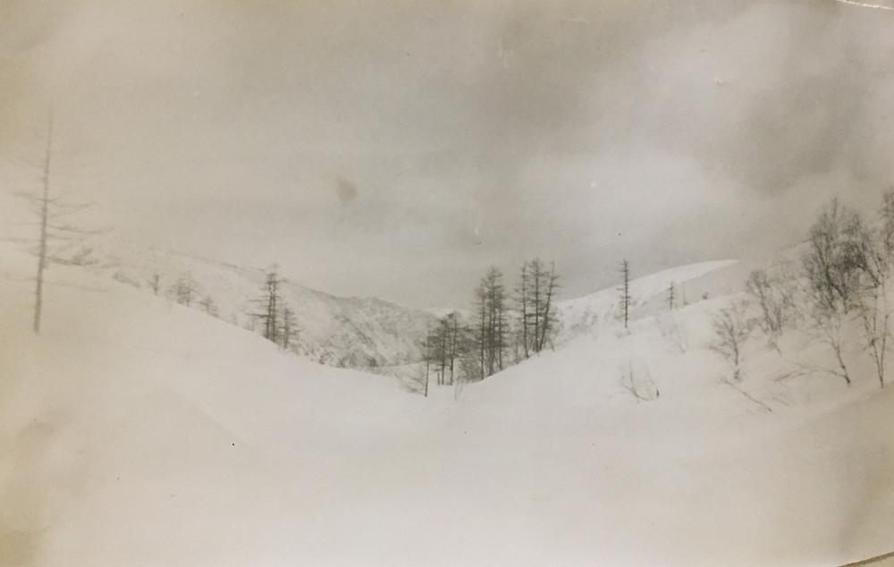 Долина ручья| skitour.club| Блог Сергея Чеботова