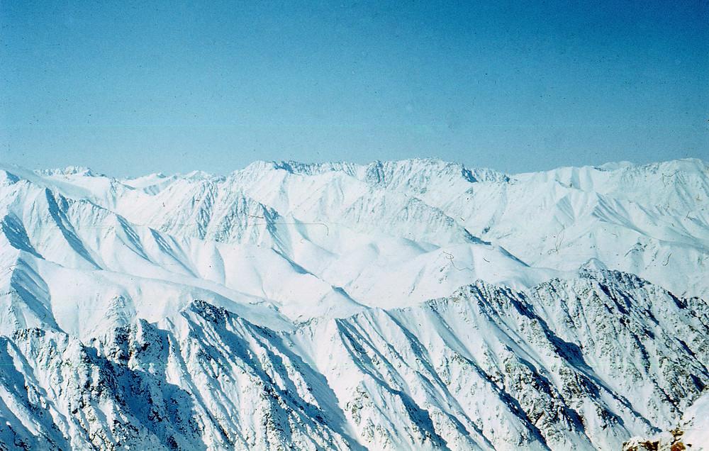 Хребет Уланхай-Чистай| skitour.club| Блог Сергея Чеботова