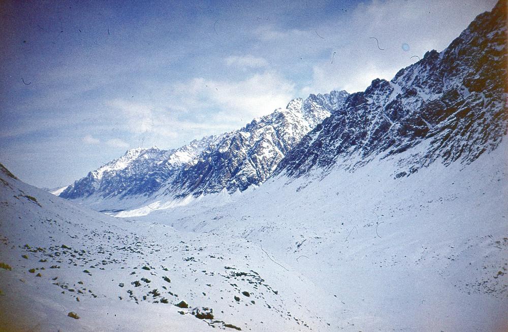 Долина реки Цареградка| skitour.club| Блог Сергея Чеботова