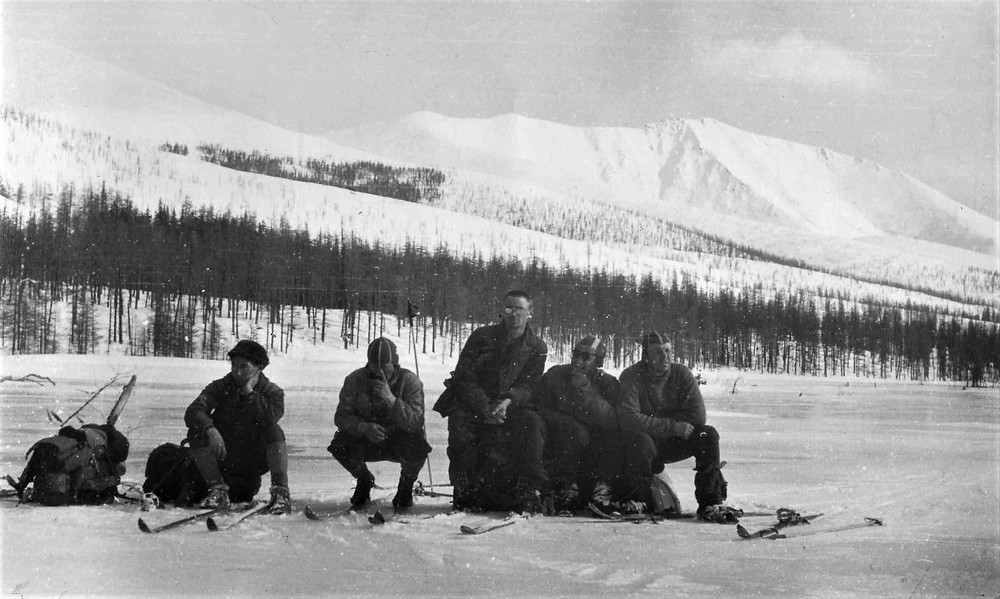 Наледи на реке Сулук| skitour.club| Блог Сергея Чеботова