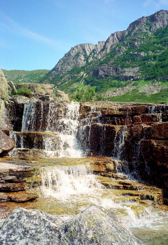 Река Курайгагна,Дуссе-Алинь| skitour.club| Блог Сергея Чеботова