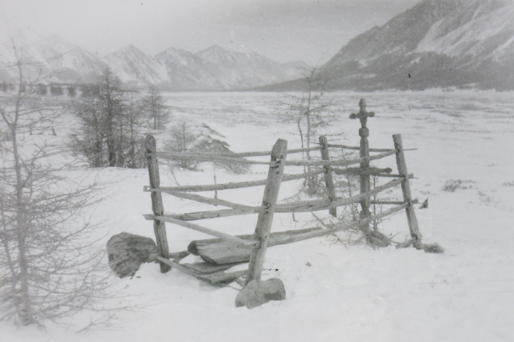 Захоронение эквенков| skitour.club| Блог Сергея Чеботова