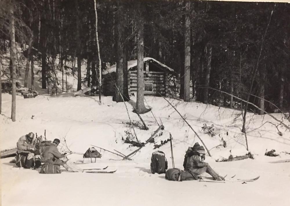 Охотничье зимовье| skitour.club| Блог Сергея Чеботова
