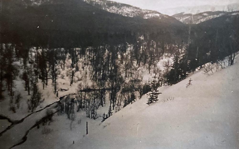 Гора Вилки  skitour.club  Блог Сергея Чеботова