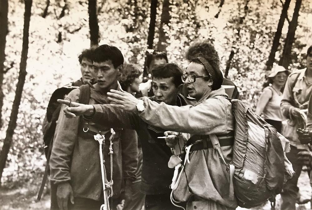 Туристический слет  skitour.club  Блог Сергея Чеботова