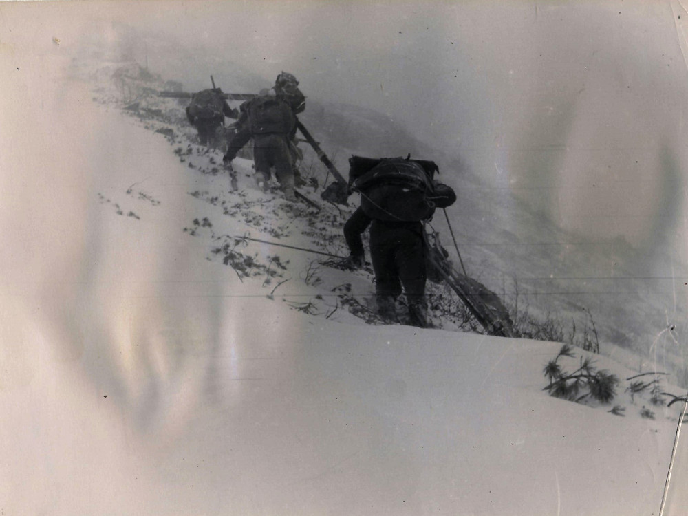 Подъем на гребень хребта Баджал| skitour.club| Блог Сергея Чеботова