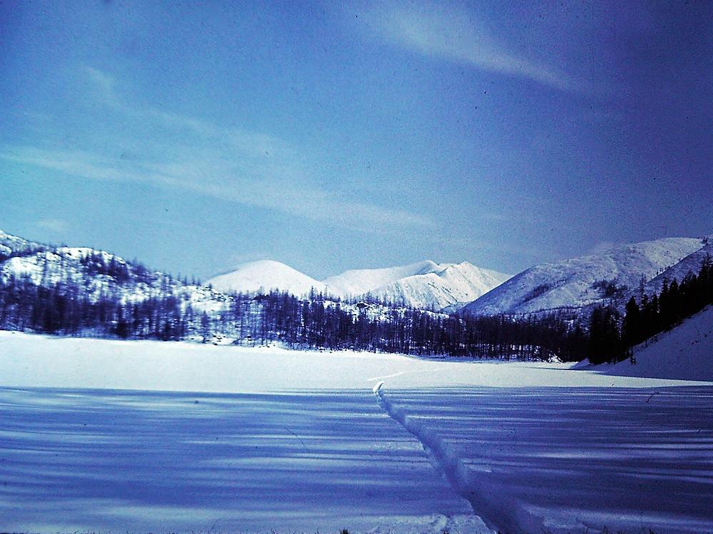 Долина реки Омот-Макит| skitour.club| Блог Сергея Чеботова