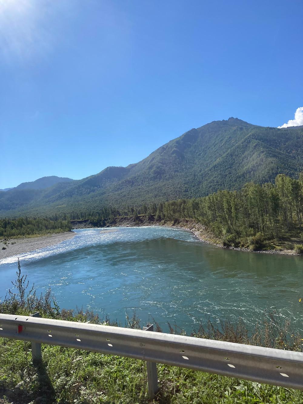 Река Катунь| skitour.club| Блог Сергея Чеботова