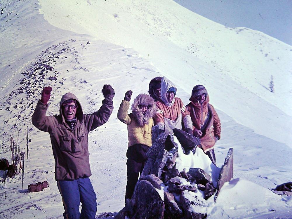 Перевал на р. Талиджак| skitour.club| Блог Сергея Чеботова