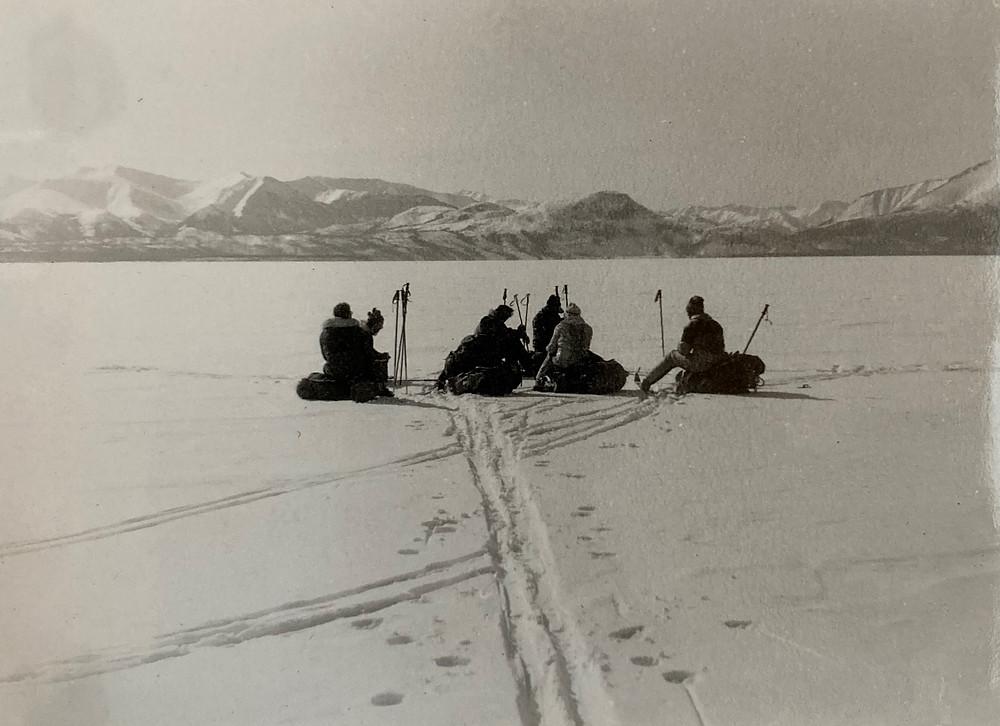Озеро Большое Токо| skitour.club| Блог Сергея Чеботова