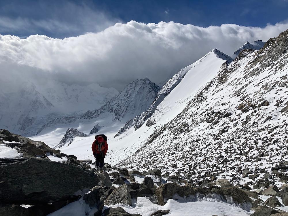 Перевал Караоюк| skitour.club| Блог Сергея Чеботова