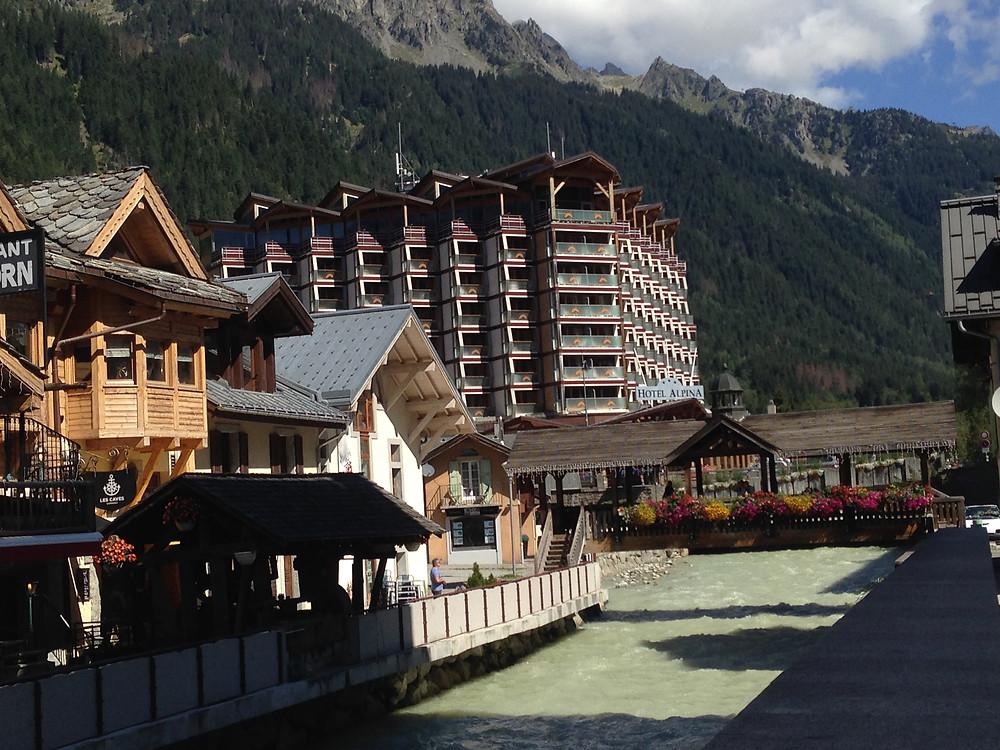 Гостиница Alpine в г.Шамони | skitour.club | Блог Сергея Чеботова