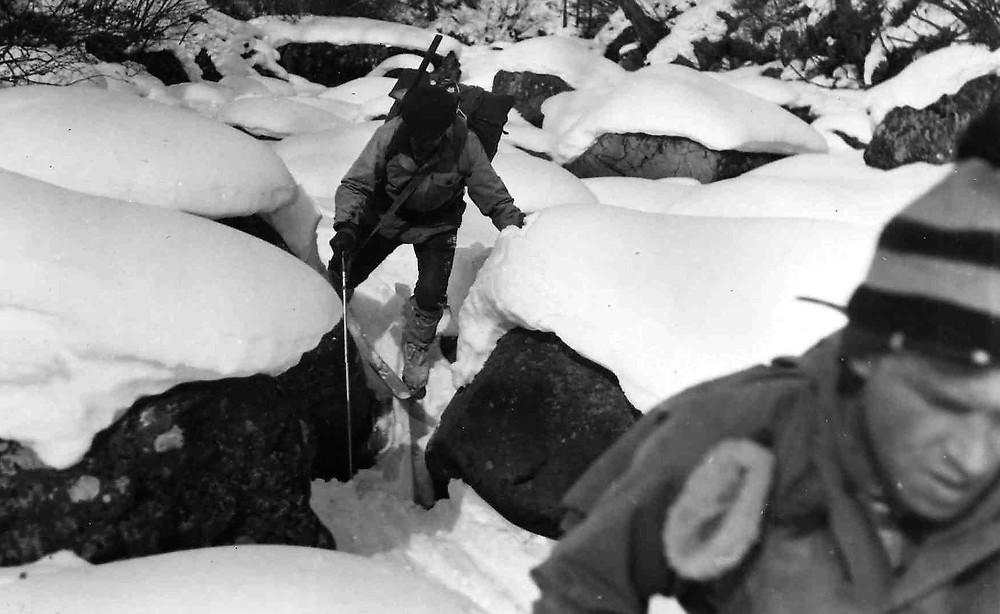 Валуны на реке Саямни-Макит  skitour.club  Блог Сергея Чеботова