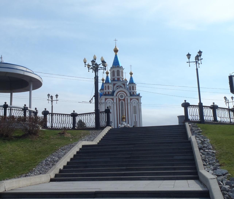 Komsomolsk square