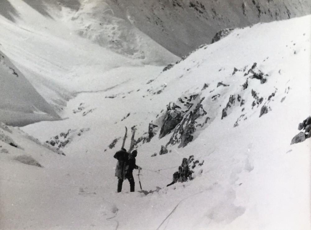 Страховка через скальные выступы| skitour.club| Блог Сергея Чеботова