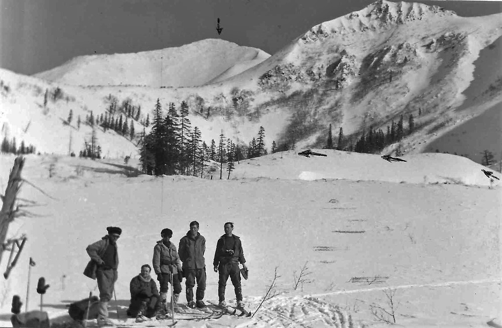 Высота 2042  skitour.club  Блог Сергея Чеботова