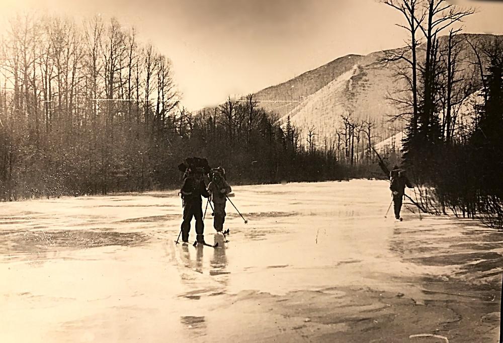 Река Ниланкан — Туристический поход в район хребта Дуссе-Алинь 1986 год — Блог Сергея Чеботова