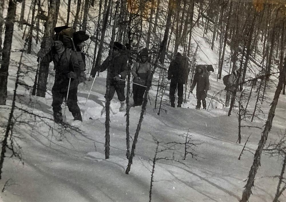 Туристы лыжники| skitour.club| Блог Сергея Чеботова