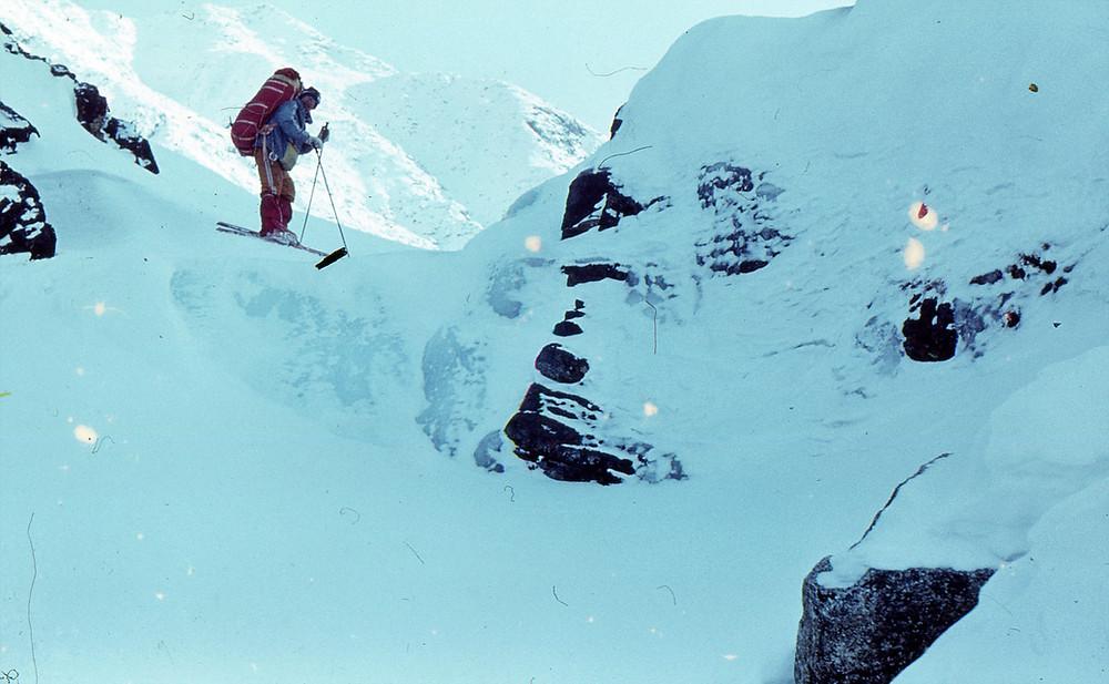 Ручей Каскадный| skitour.club| Блог Сергея Чеботова