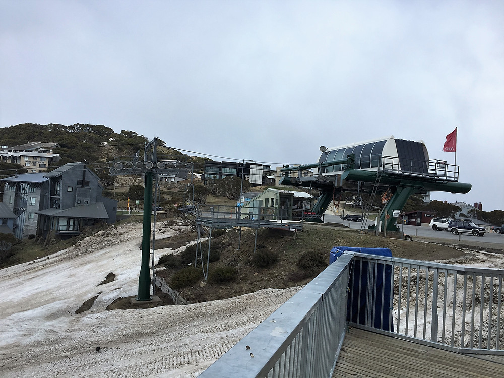 Станция подъемника| skitour.club| Блог Сергея Чеботова
