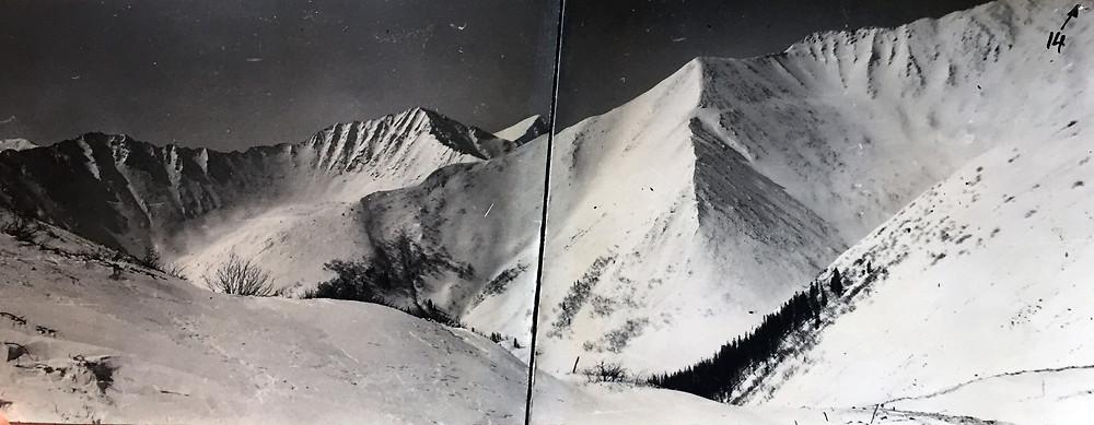 Долина реки правый Омот  skitour.club  Блог Сергея Чеботова