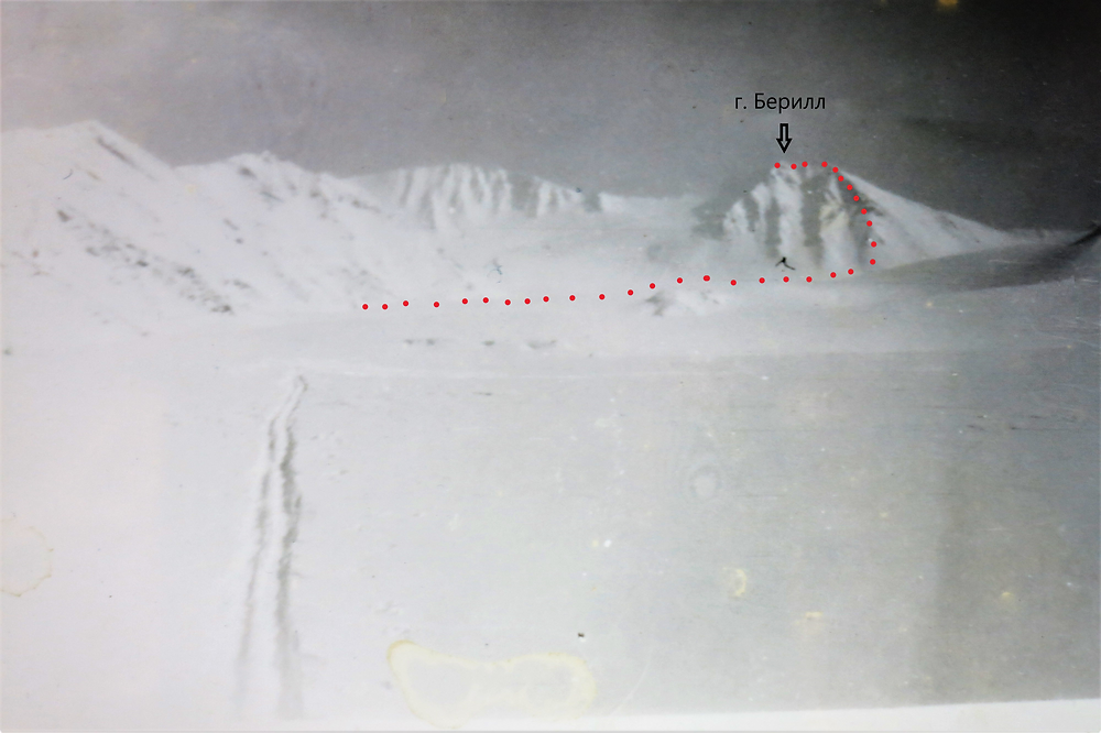 Подъем по леднику| skitour.club| Блог Сергея Чеботова