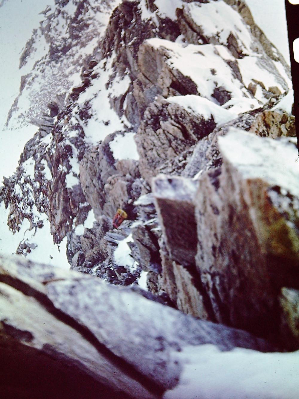Восхождение на пик Победа| skitour.club| Блог Сергея Чеботова