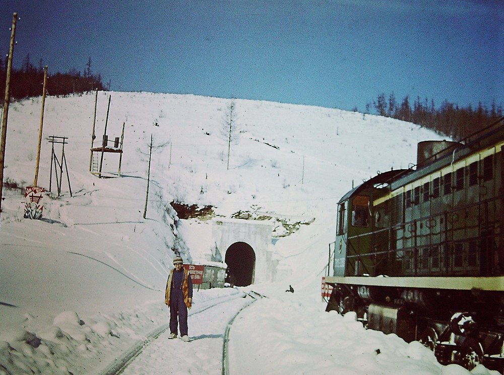 Тоннель на БАМе.| skitour.club| Блог Сергея Чеботова