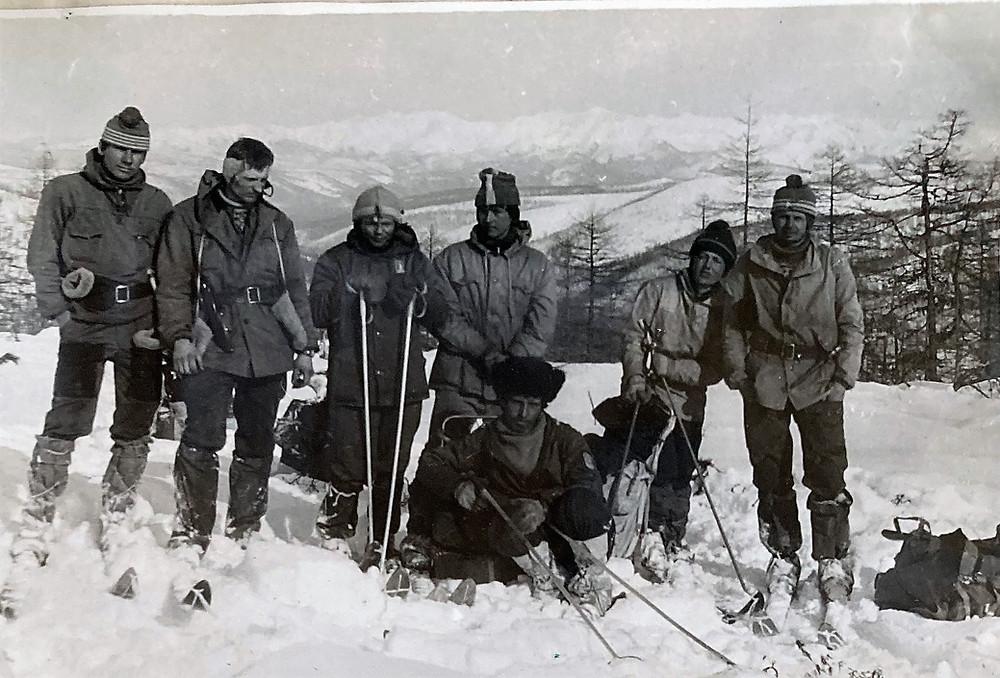 Харгинский хребет| skitour.club| Блог Сергея Чеботова