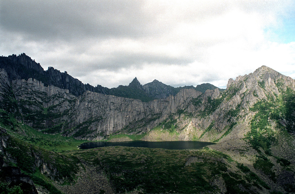 Озеро Горное,Дуссе-Алинь| skitour.club| Блог Сергея Чеботова