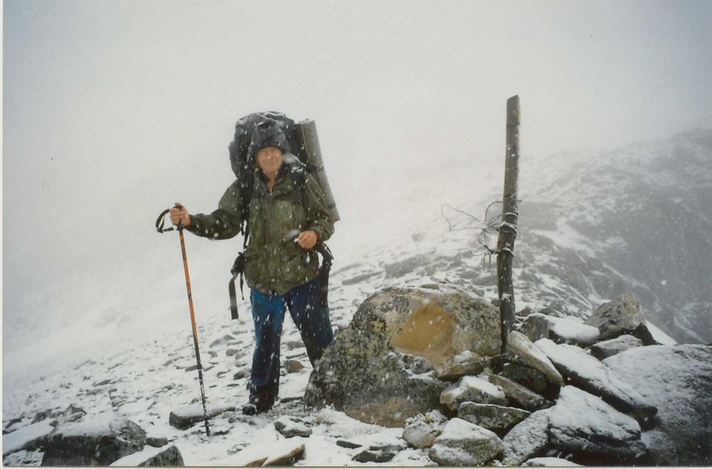 перевал Гранатовый| skitour.club| Блог Сергея Чеботова
