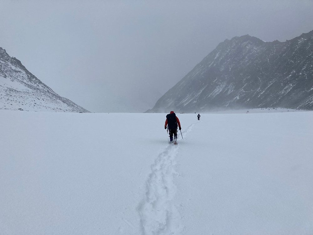 Ледник| skitour.club| Блог Сергея Чеботова