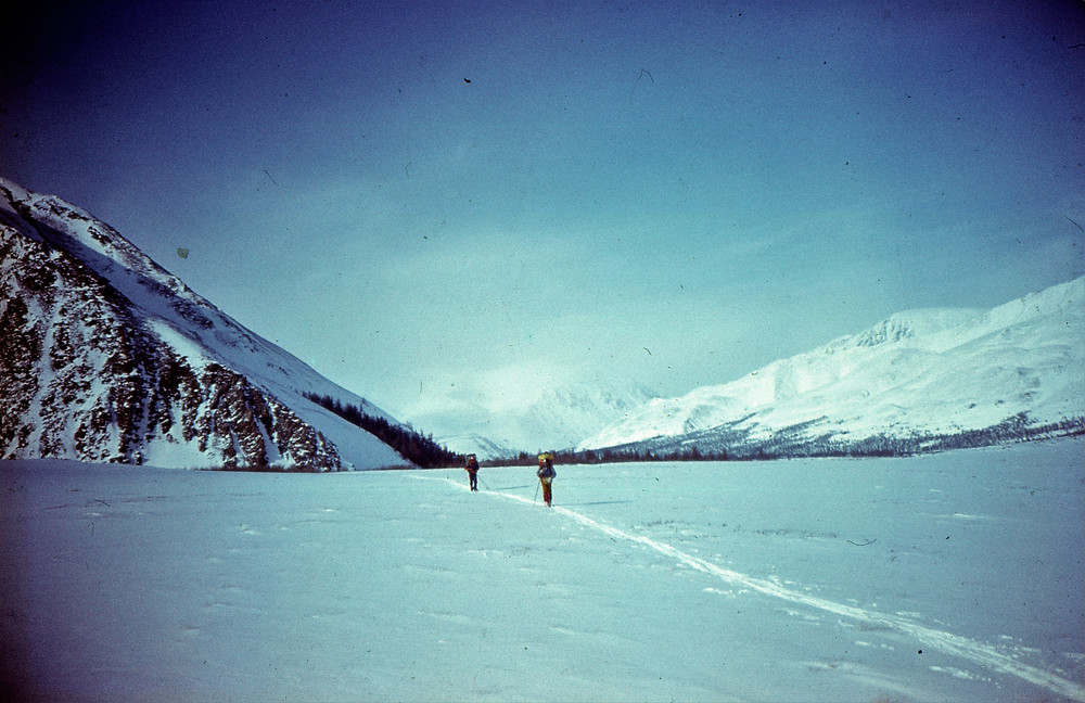 Река Антагочан| skitour.club| Блог Сергея Чеботова