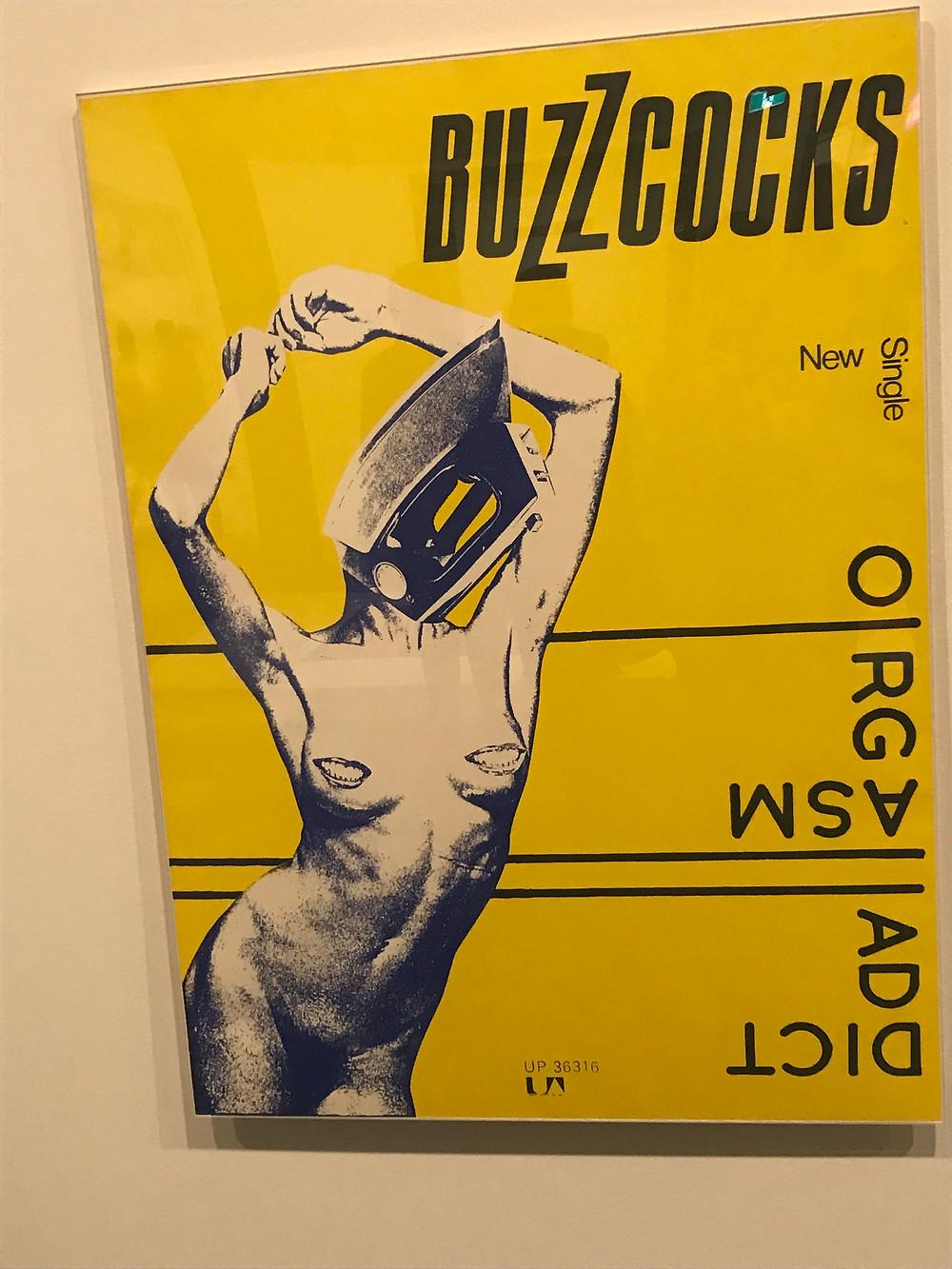Постер Buzzcocks - Orgasm Addict
