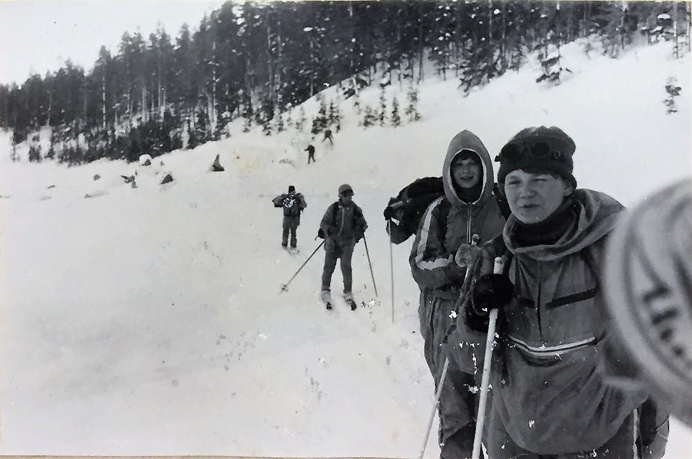Река Бол. Вилки  skitour.club  Блог Сергея Чеботова