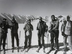 Хребет Сунтар-Хаята, 1989г.