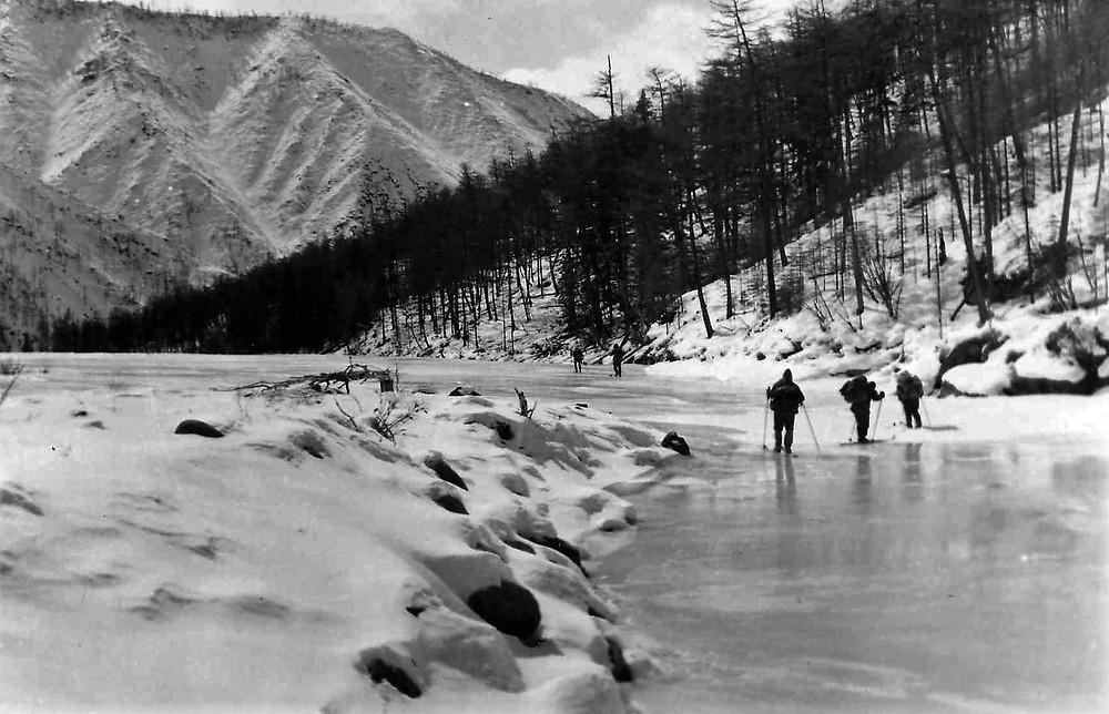 Река Нипна  skitour.club  Блог Сергея Чеботова