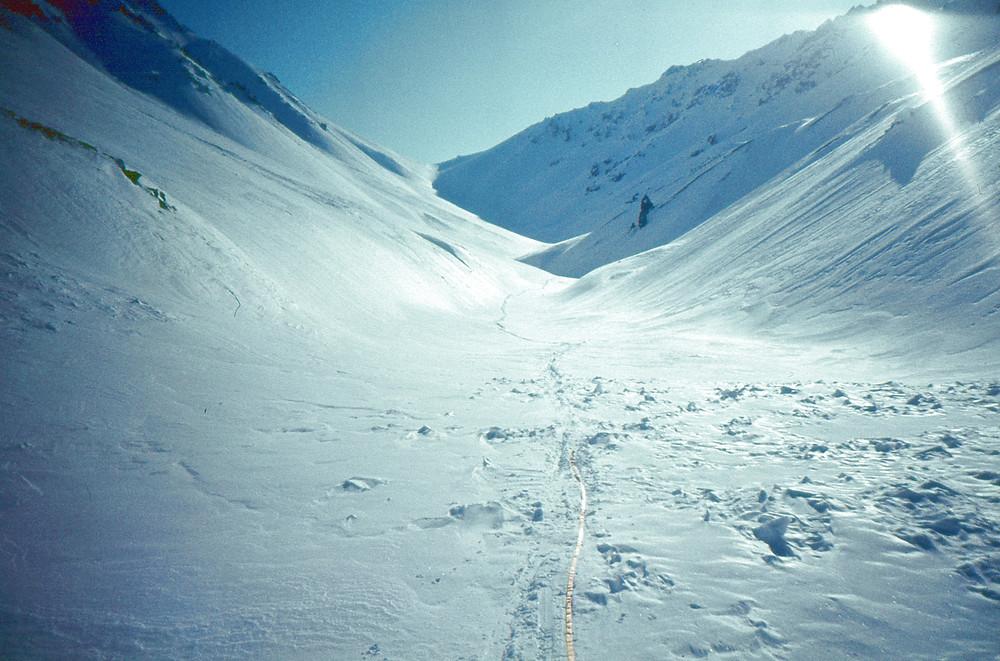 Перевал Новосибирский| skitour.club| Блог Сергея Чеботова