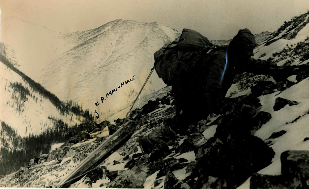 Хребет Баджал| skitour.club| Блог Сергея Чеботова
