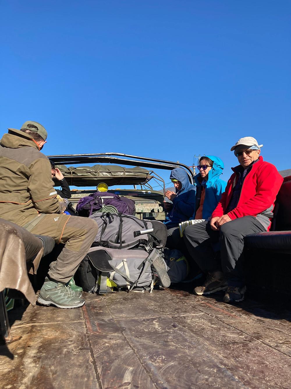 ГАЗ-66| skitour.club| Блог Сергея Чеботова