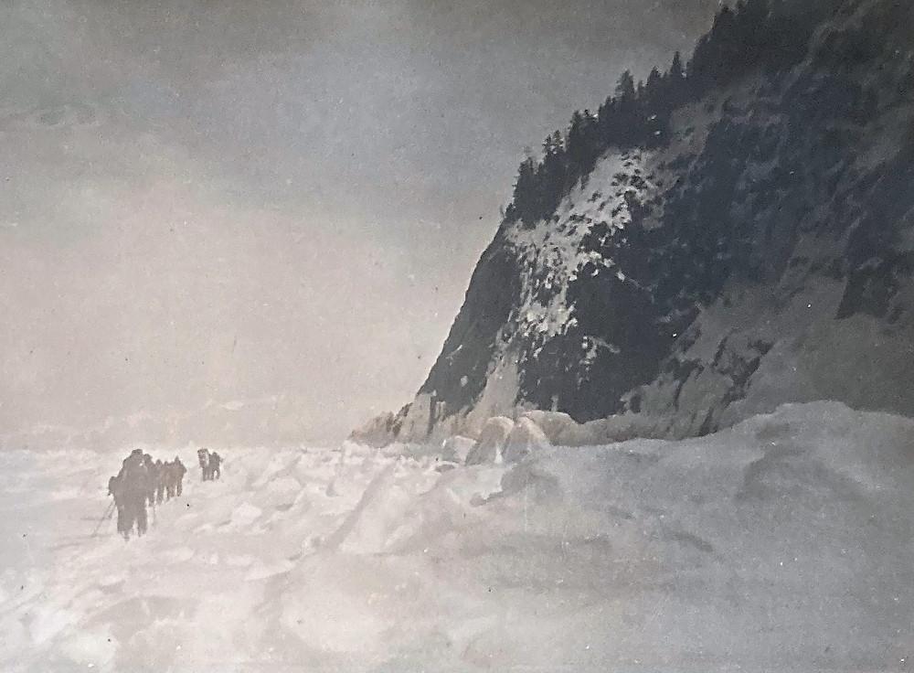 Остров Рейнеке  skitour.club  Блог Сергея Чеботова