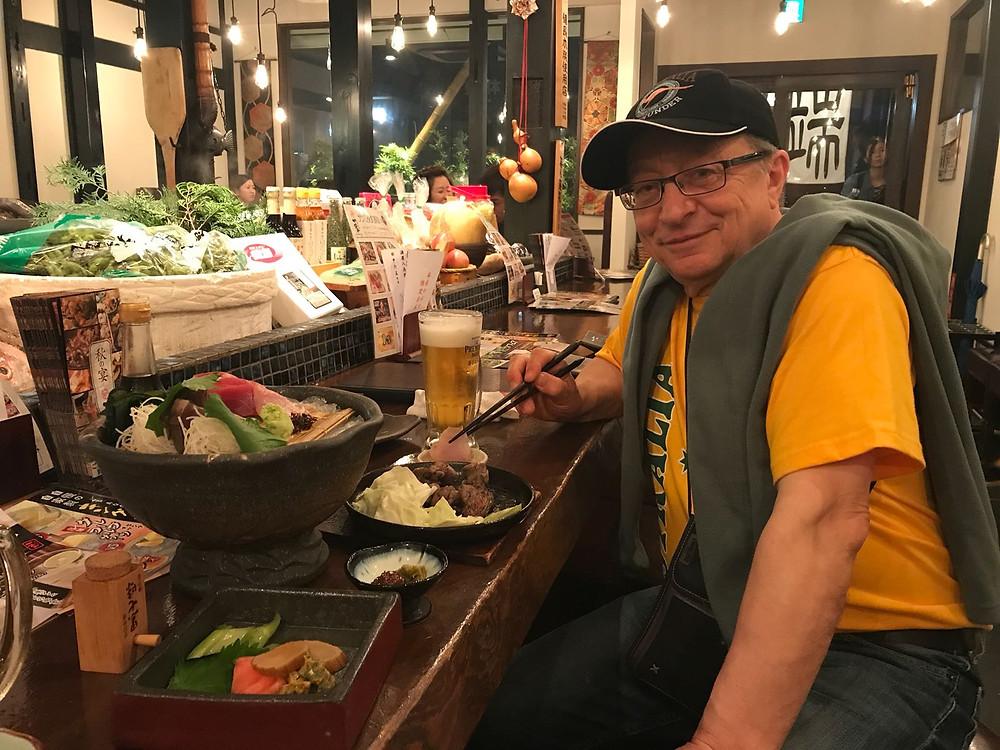 Ресторан в г. Нарита
