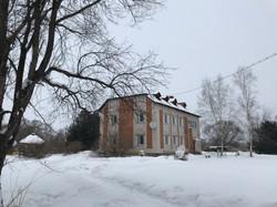 Logde in winter
