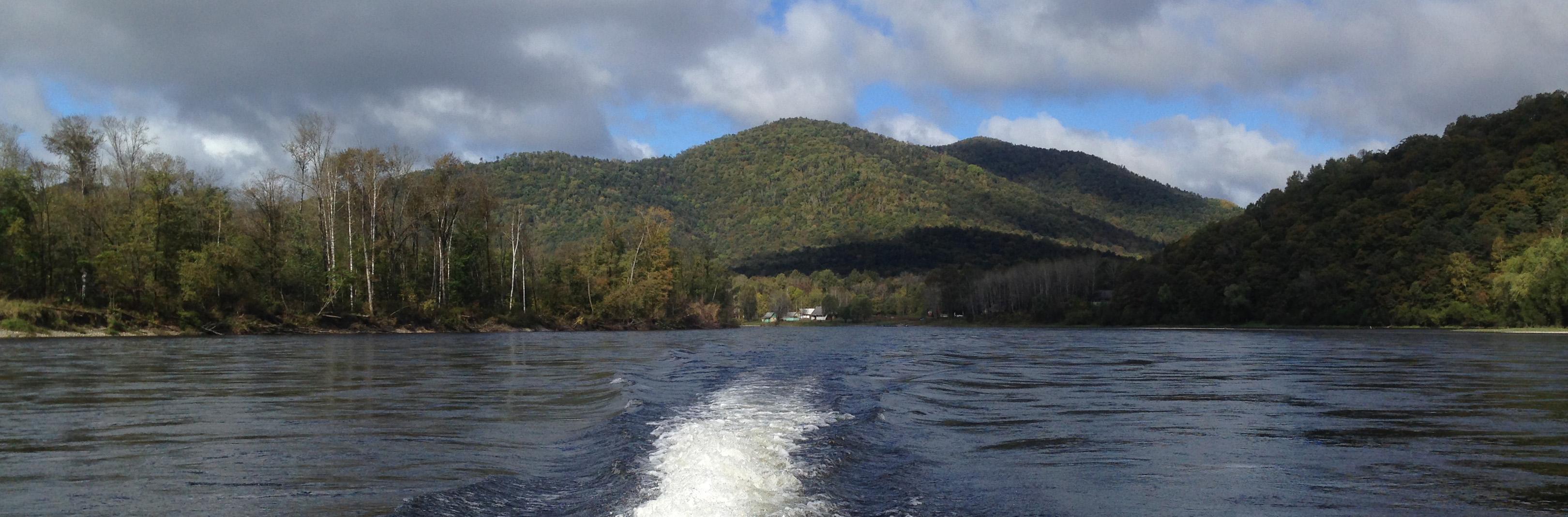 Khor river