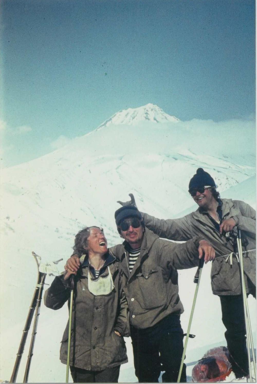 Камчатка| skitour.club| Блог Сергея Чеботова
